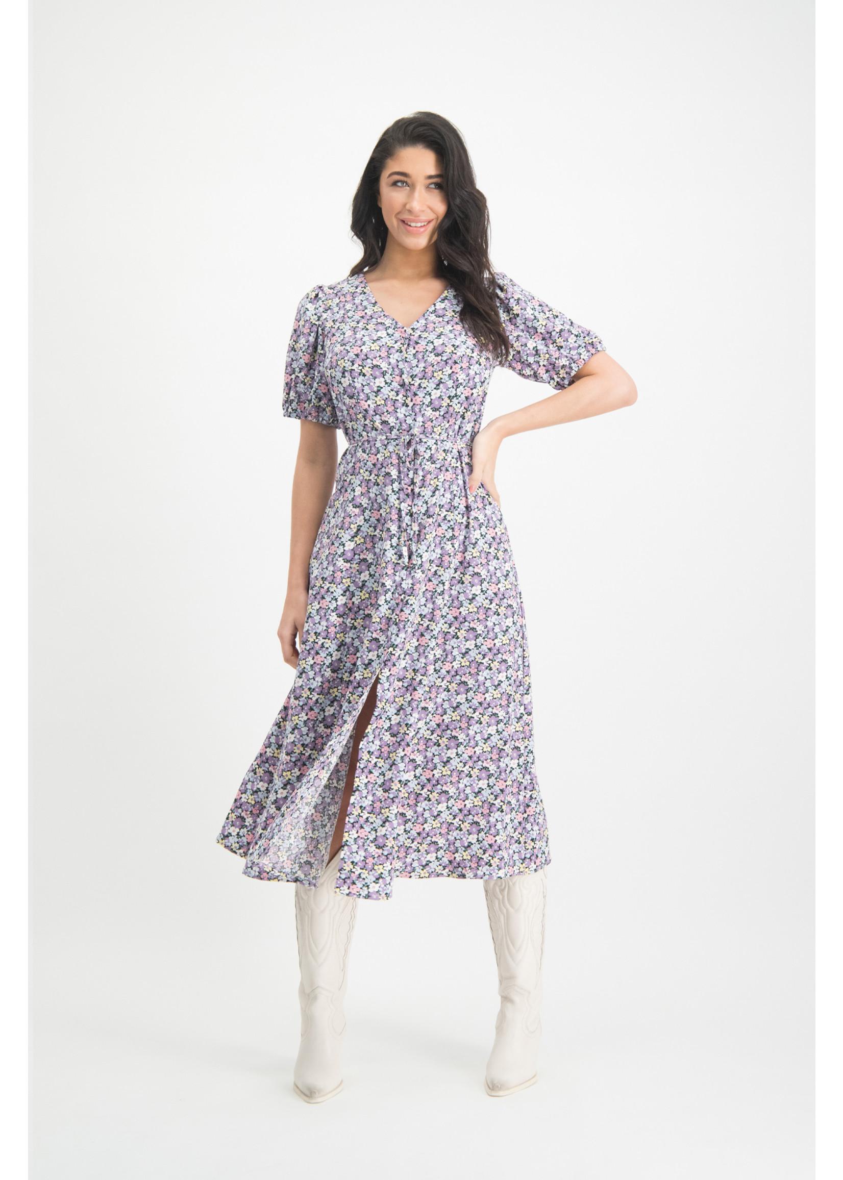 Dress maxi lila summer
