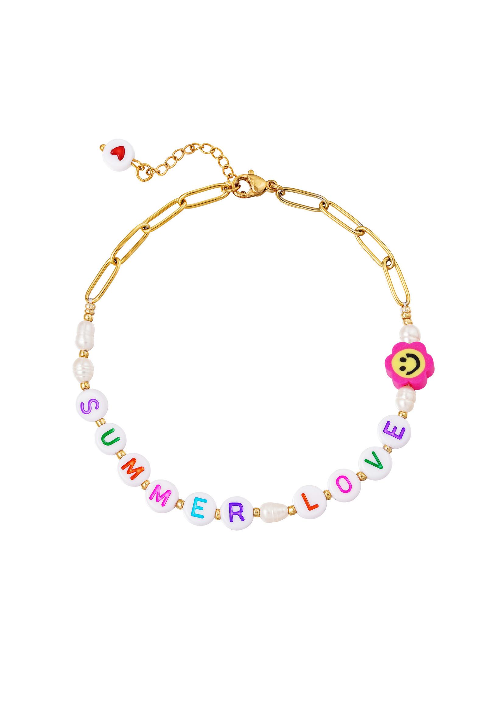 Enkelbandje Summer Love
