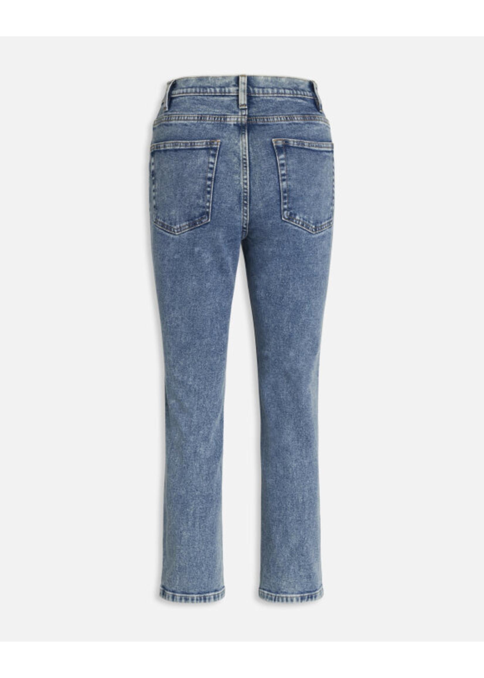 sisters point Medium blue jeans