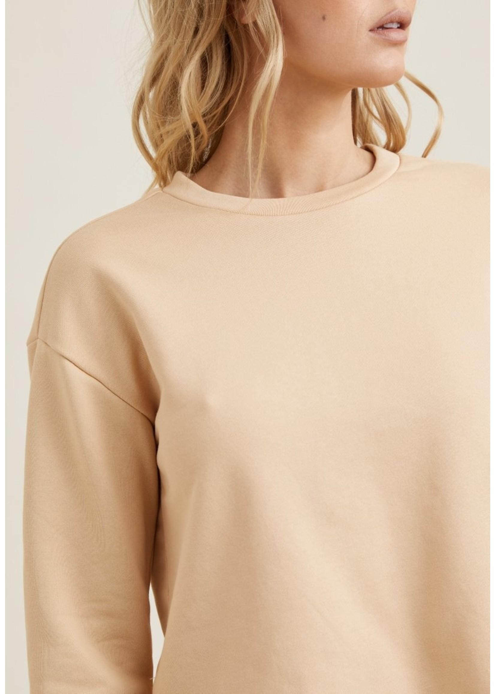 Rutandcircle Beige sweatshirt