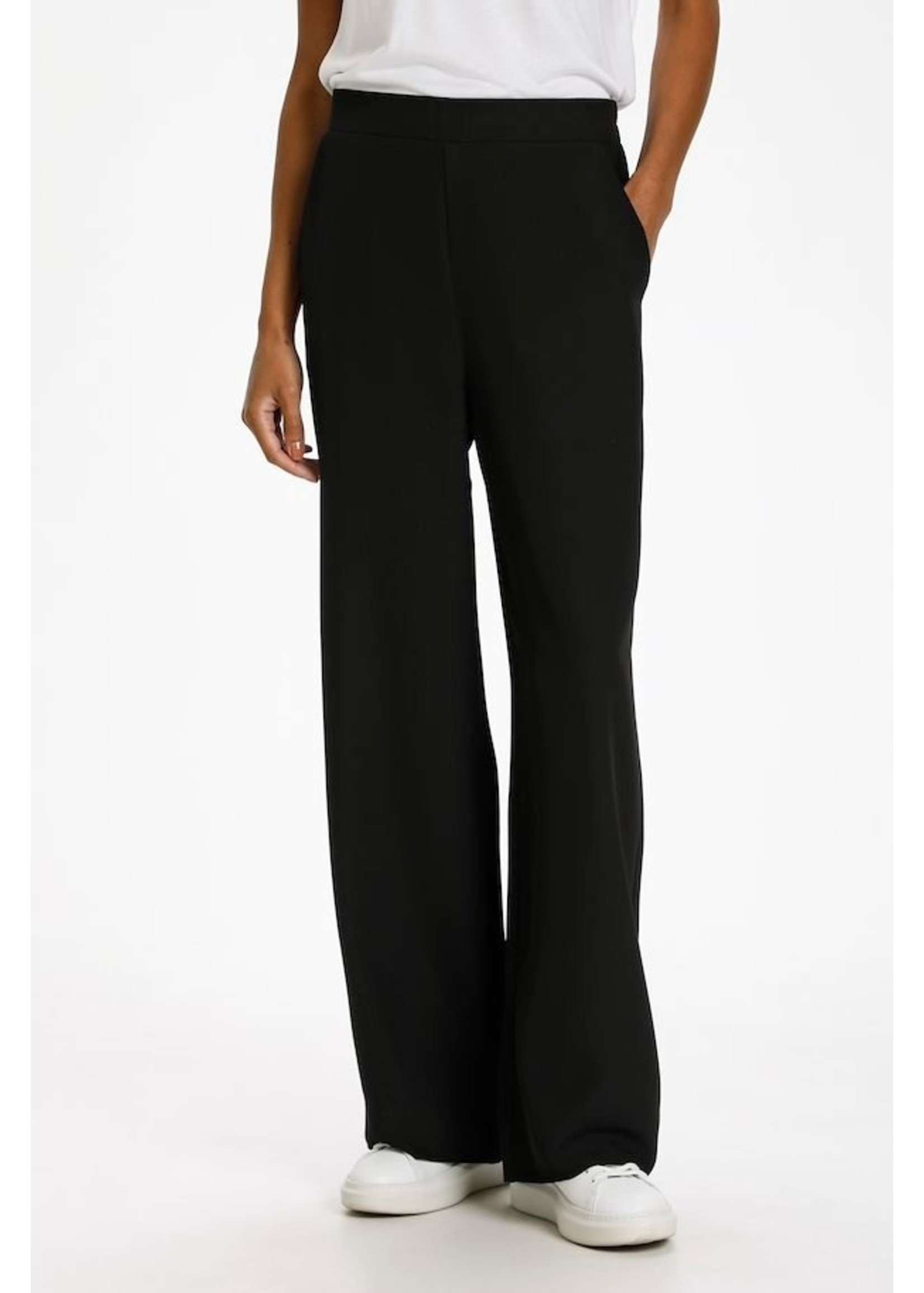 Kaffe Black wide pants
