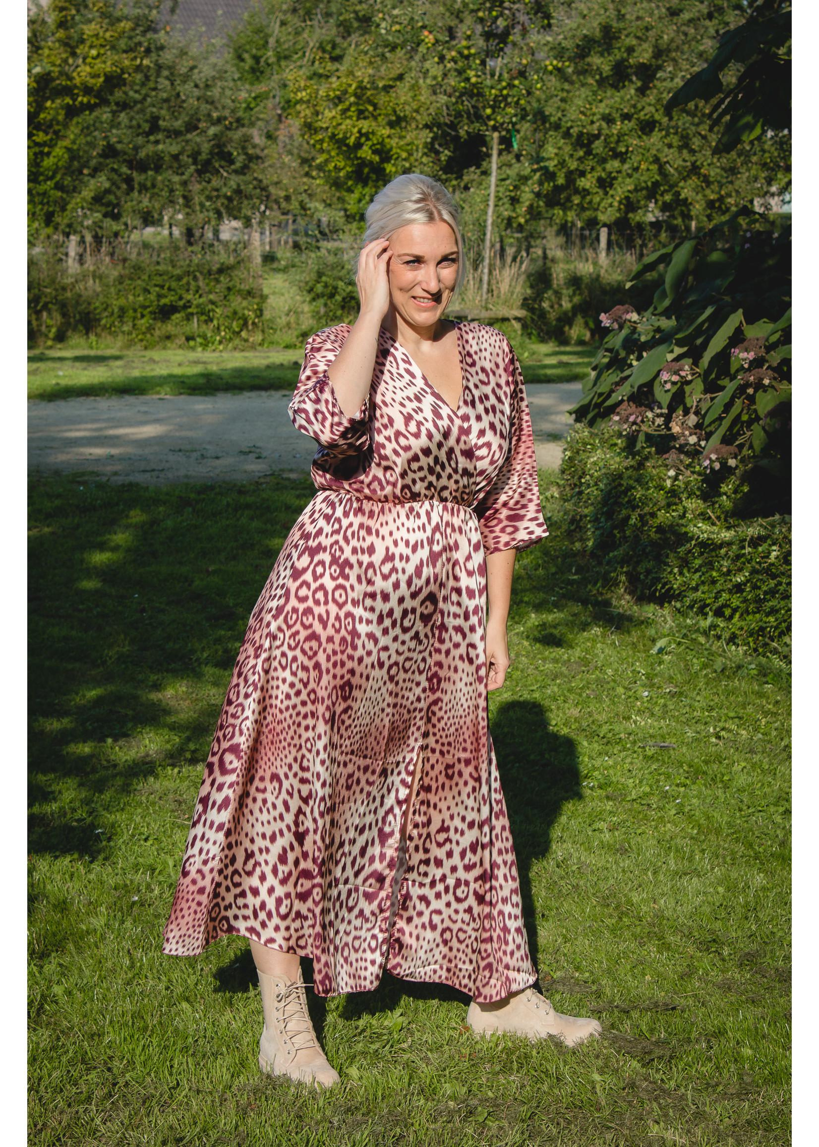 Flowy leo dress