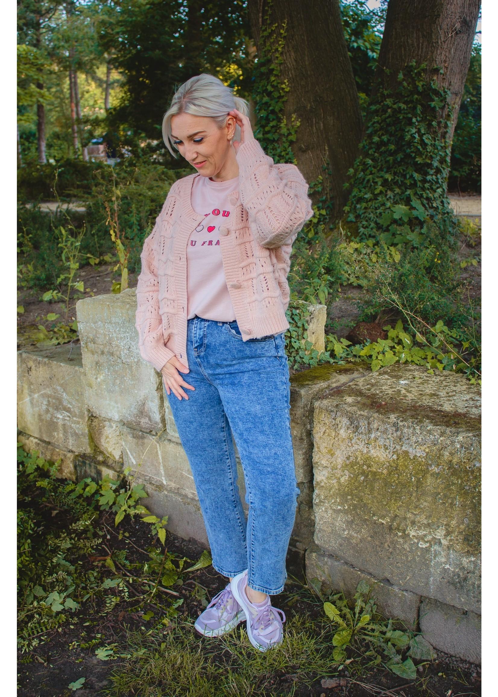 Cherry Paris Officiel Shirt à la française