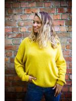 Tierra Di sienna Honey yellow knit