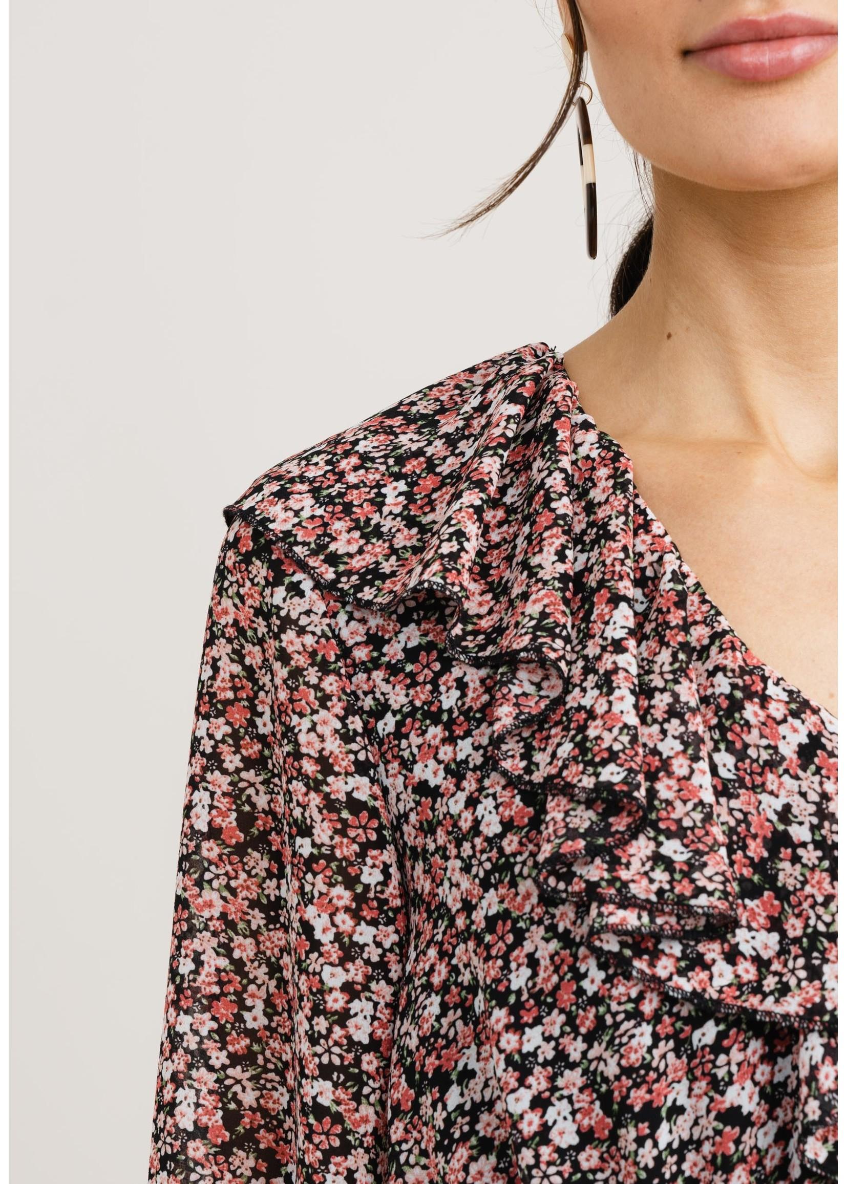 Rutandcircle Sweet pink flower dress