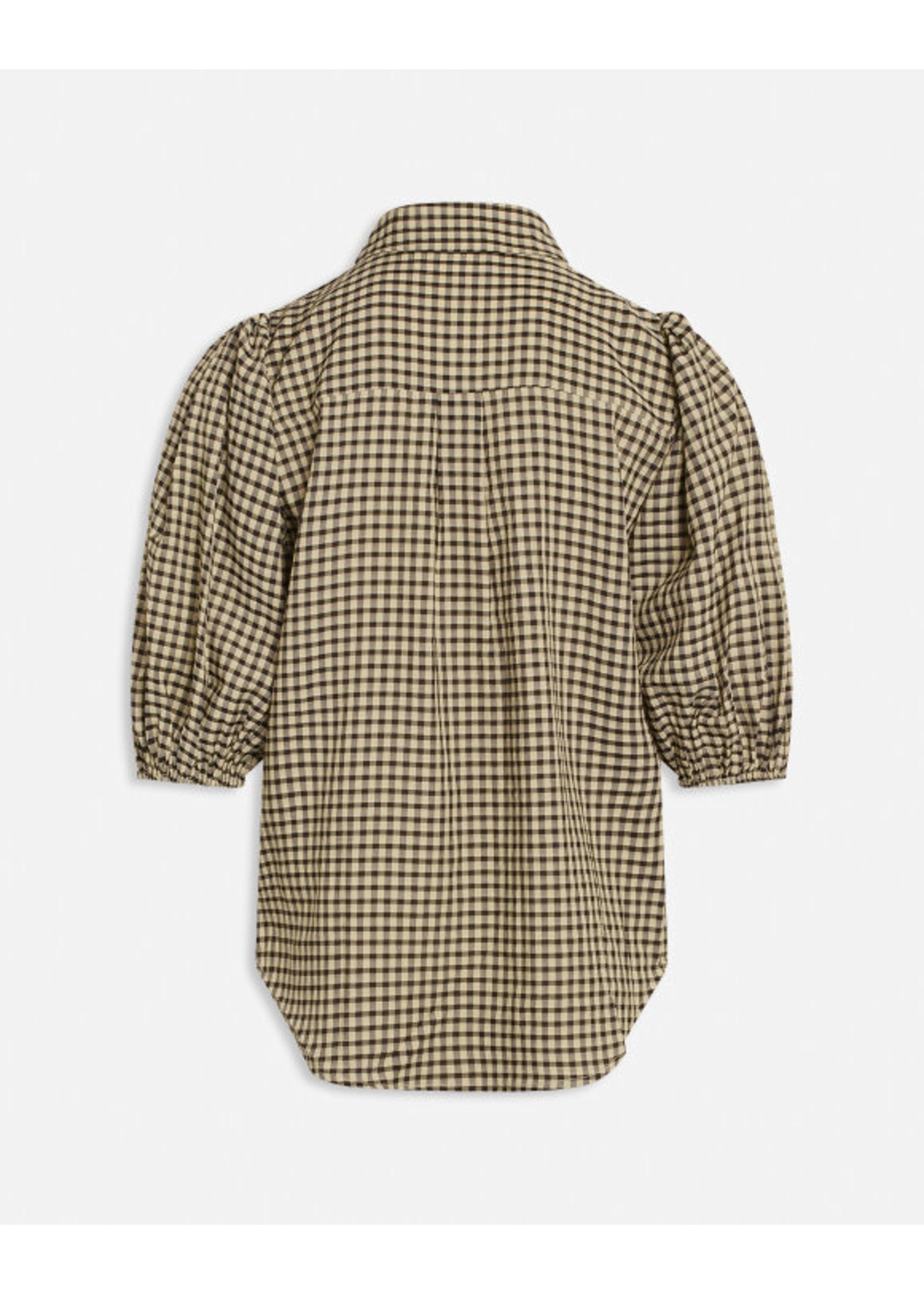 sisters point Vichy blouse