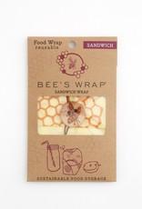 Bee's Wrap Bijenwasdoek sandwich