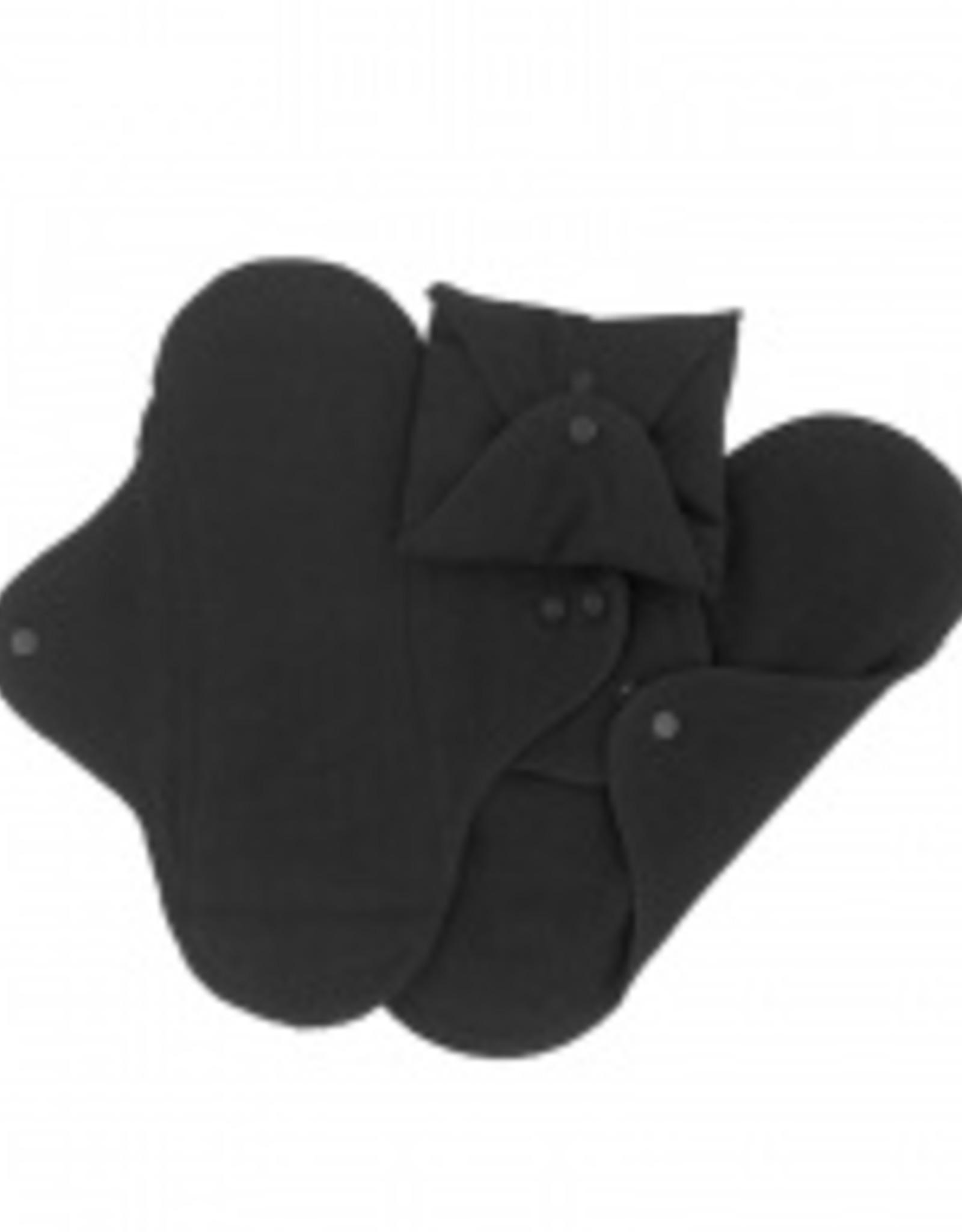 Reusable sanitary pads night 3 pc