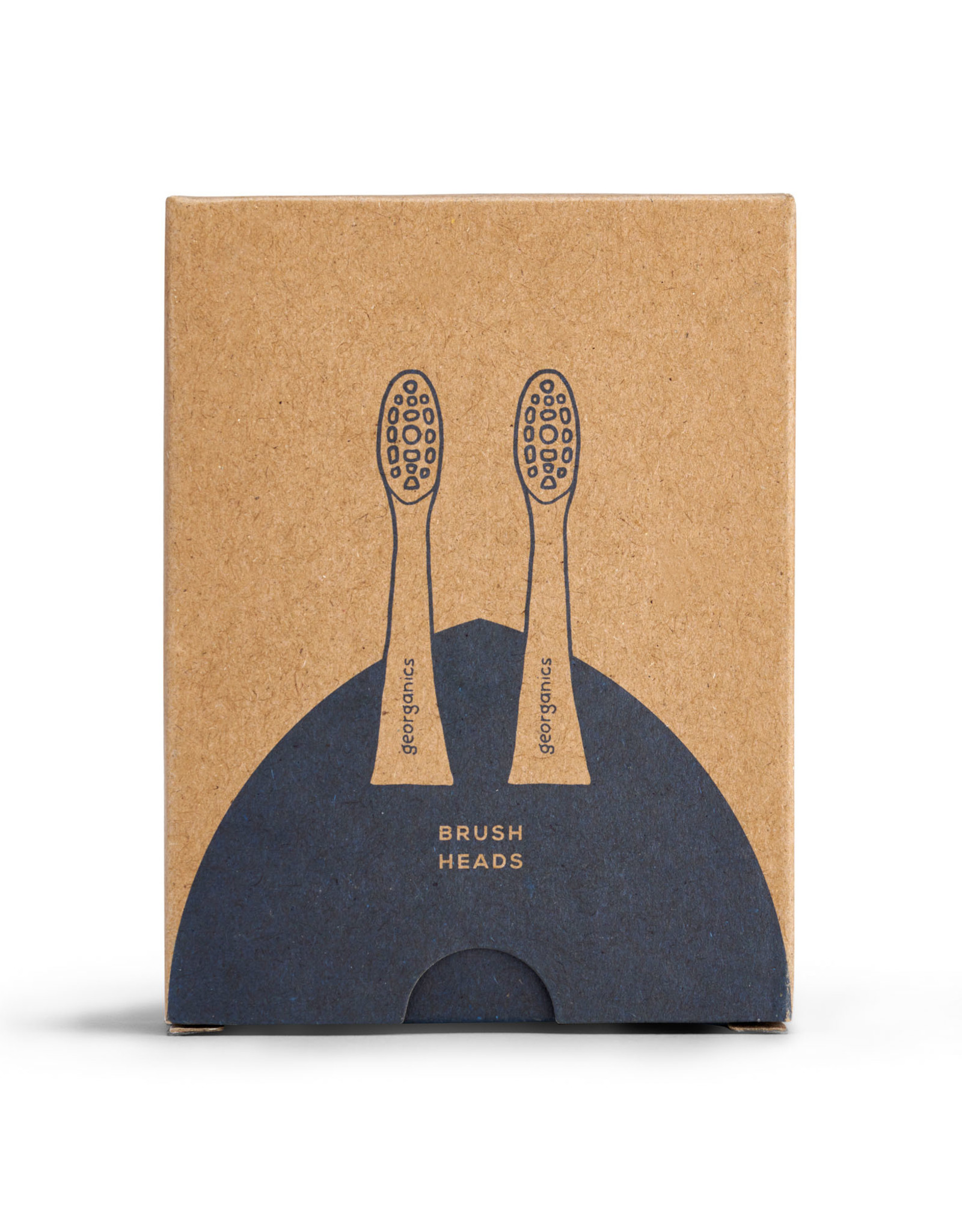 Brush heads for electric toothbrush
