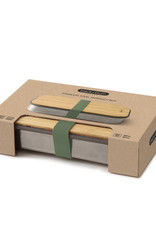 Stainless Steel Sandwich box olive