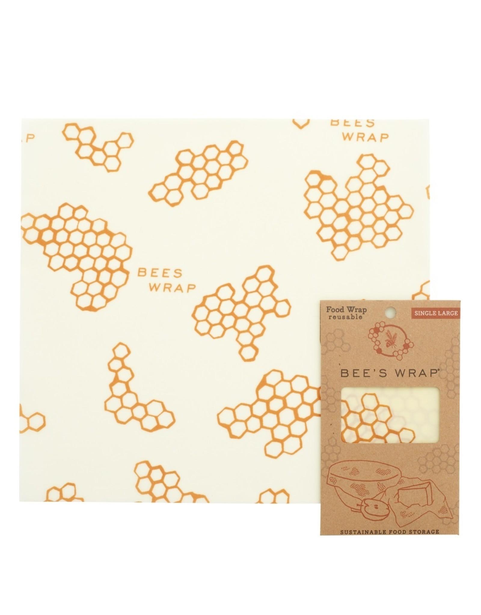 Bee's Wrap Bijenwasdoek 3st  L