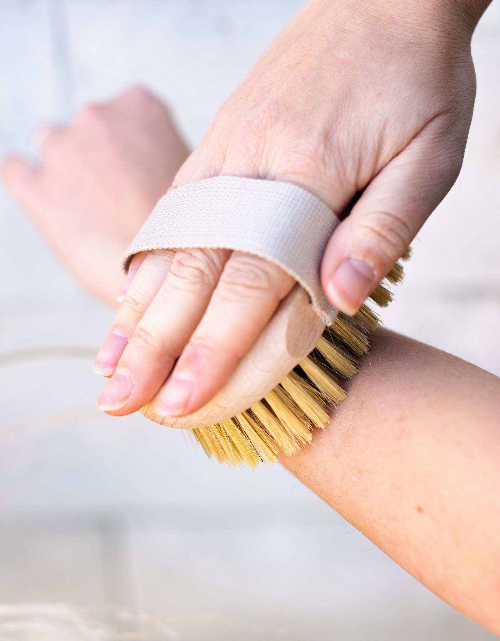 Massageborstel