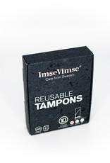 Herbruikbare tampons per 8 stuks - 3 maten