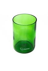 Rebottled Upcycled glass
