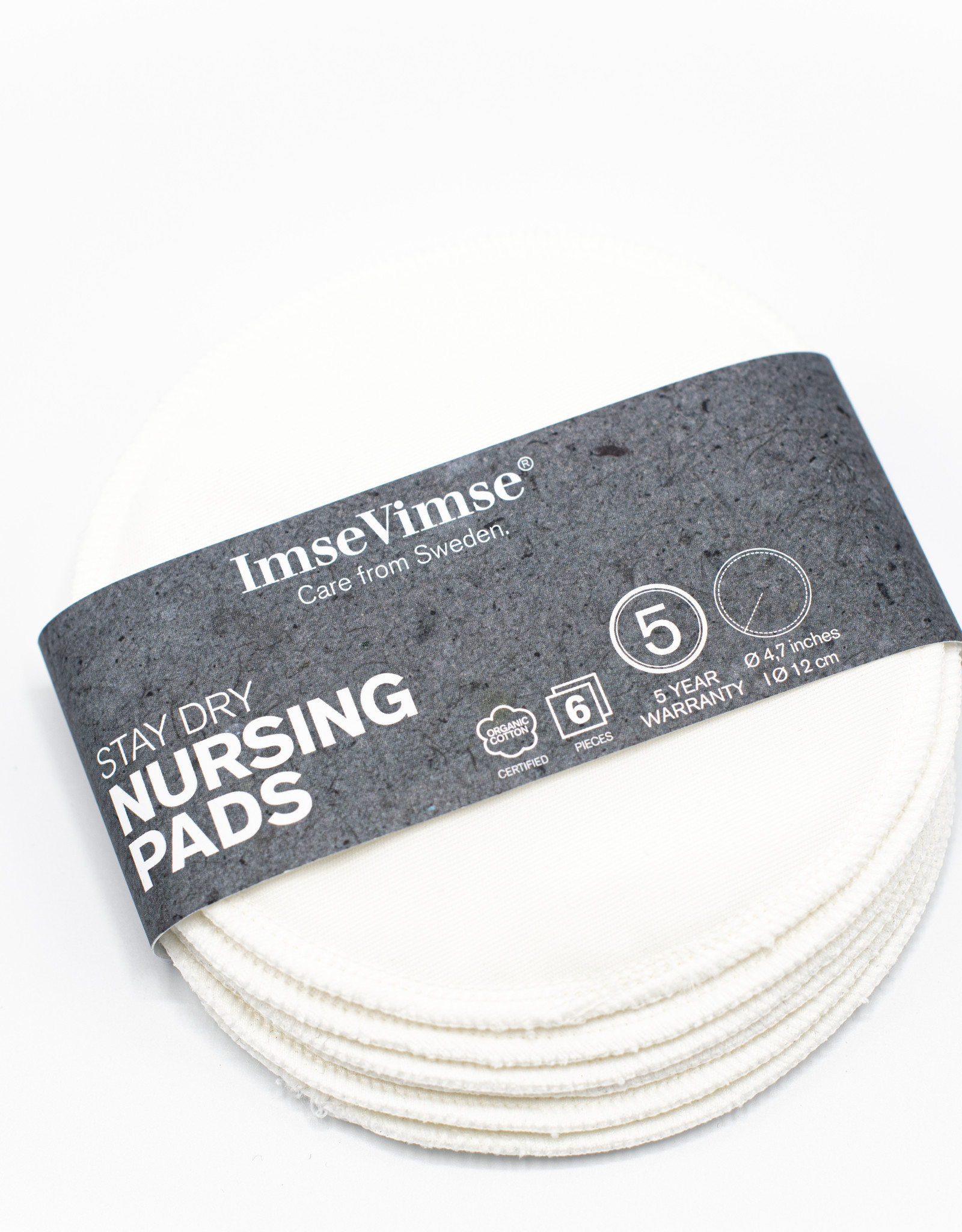 Stay dry nursing pads