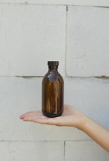 Kuishi Glass medecine bottle