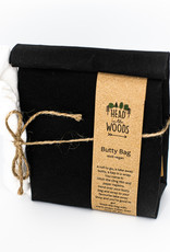 Butty bag with napkin