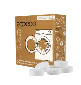 EcoEgg Detox tabletten wasmachine