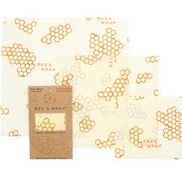 Bee's Wrap Bee's wrap 3 pc