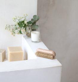 Andrée Jardin Set zeephouder + Marseille zeep + nagelborstel