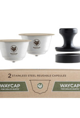 Waycap Herbruikbare koffiecapsules Dolce Gusto