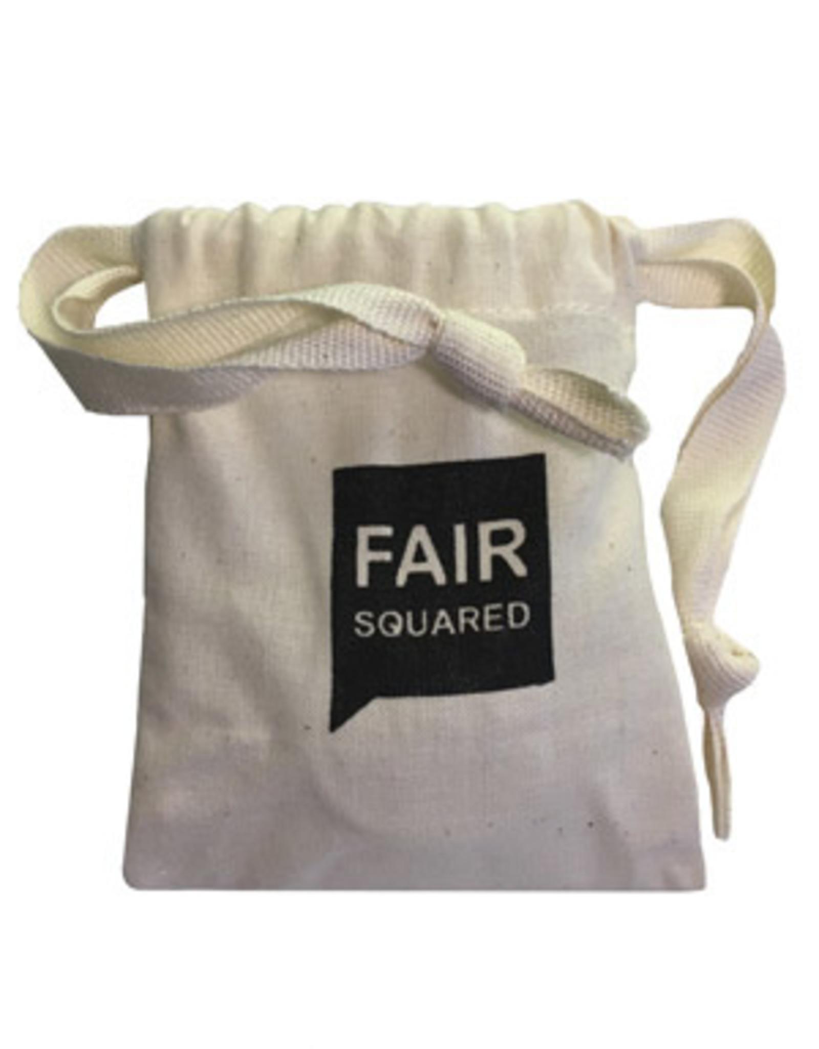 Fairsquared Cotton soap pouch