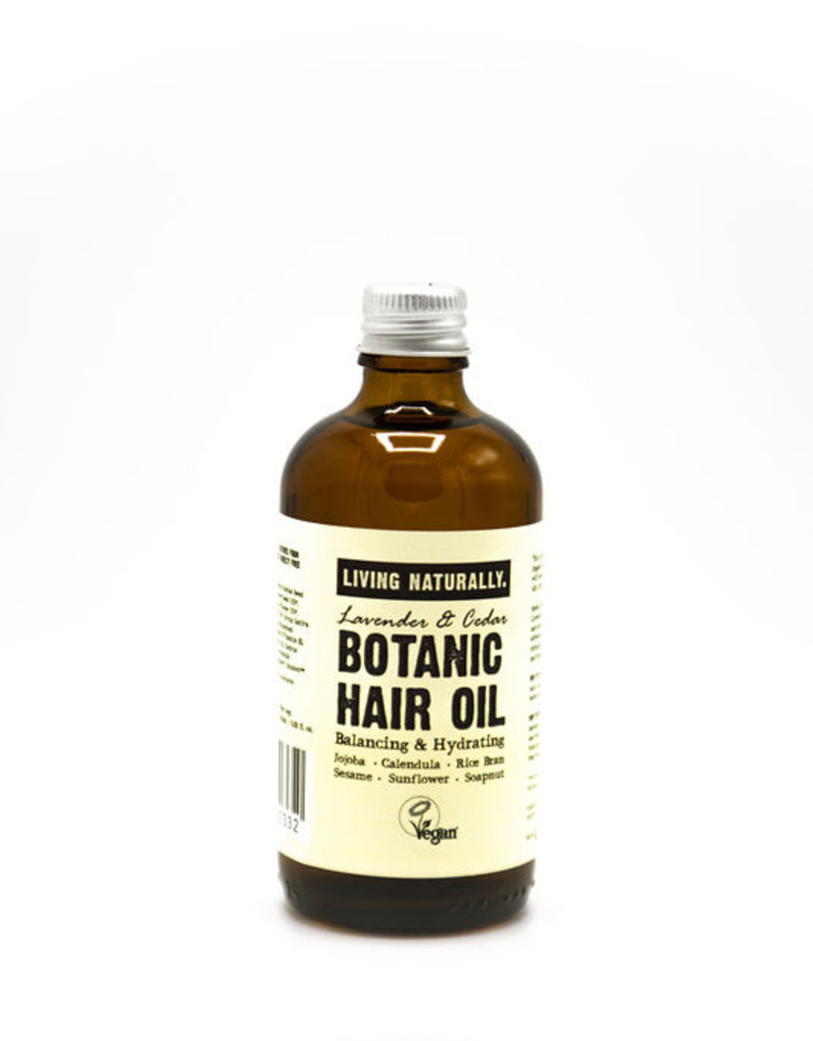 Botanic hair oil