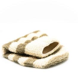 Soft scrub glove