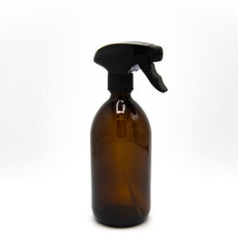 Kuishi Refill glazen flesje met spray
