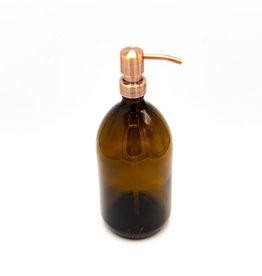 Kuishi Glazen flesje met pomp