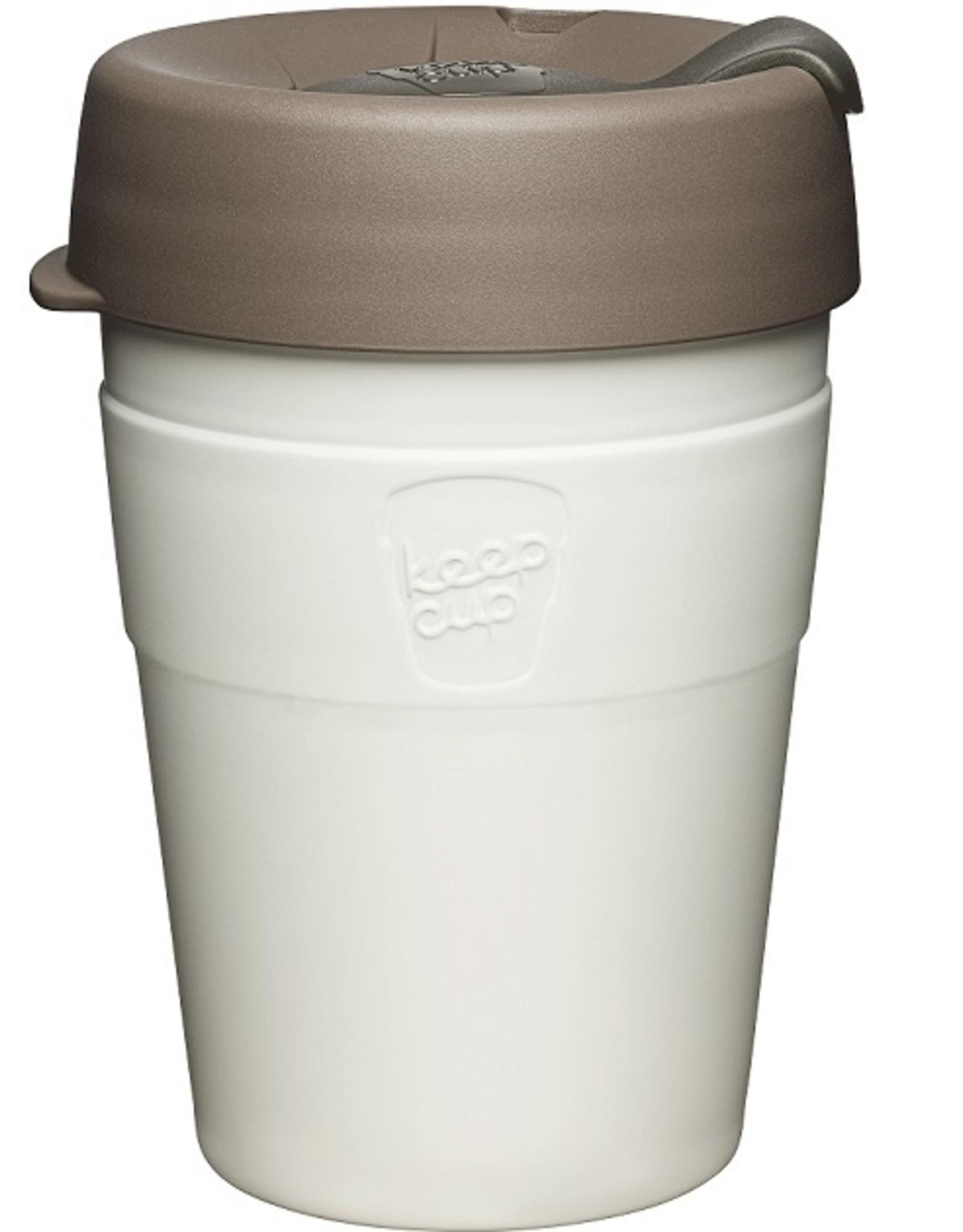Herbruikbare koffiebeker RVS