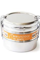 Eco lunchbox tri-bento