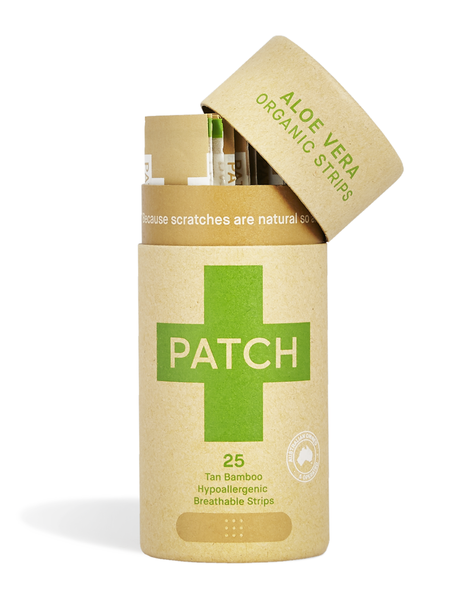 Patch PATCH Bamboepleisters