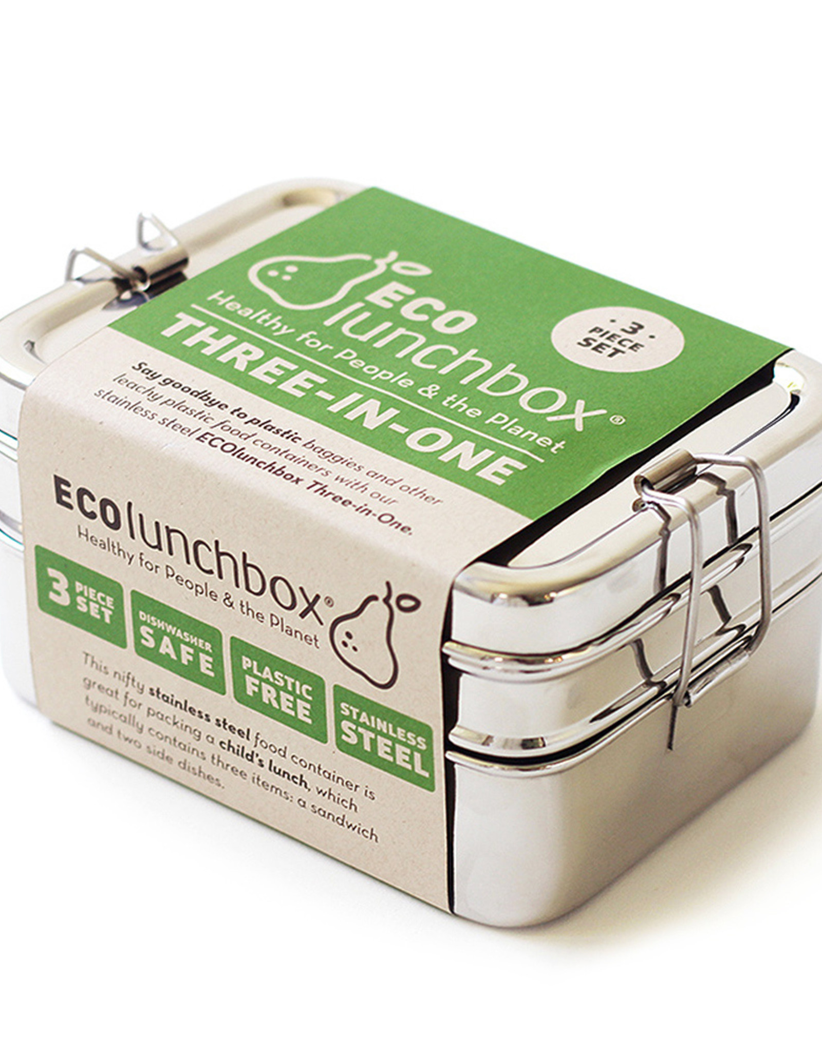 Eco lunchbox Eco lunchbox 3 in 1