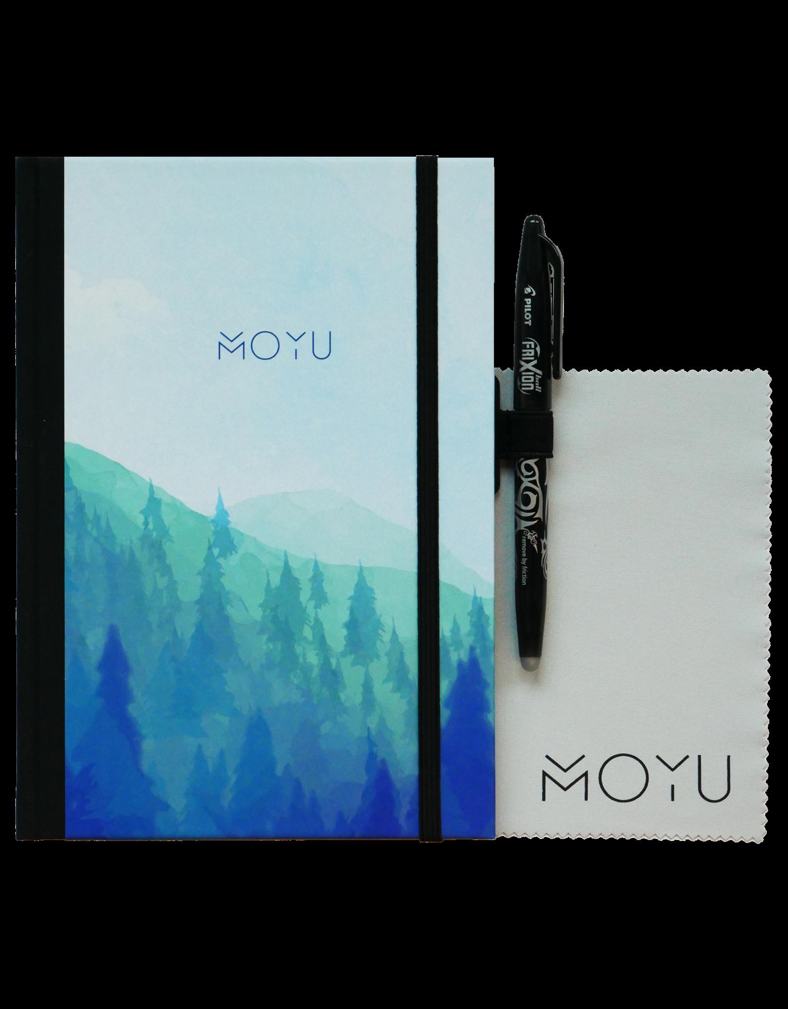 Moyu Uitwisbaar notitieboek A5