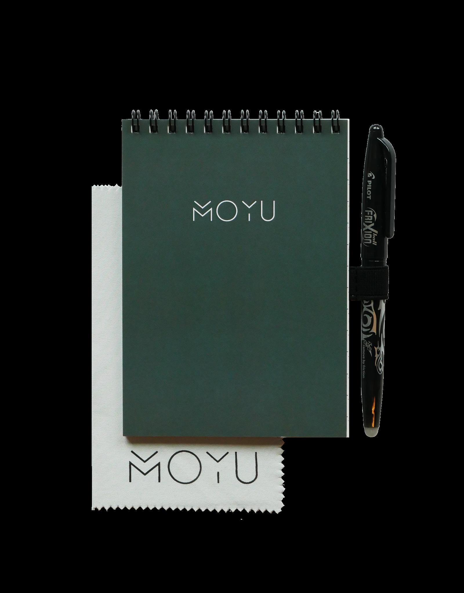 Moyu Uitwisbaar notitieboek A6