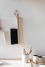 Hand broom and dustpan