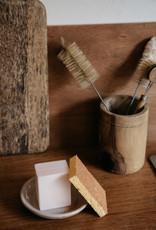 Natural dishwashing sponge 2 pc