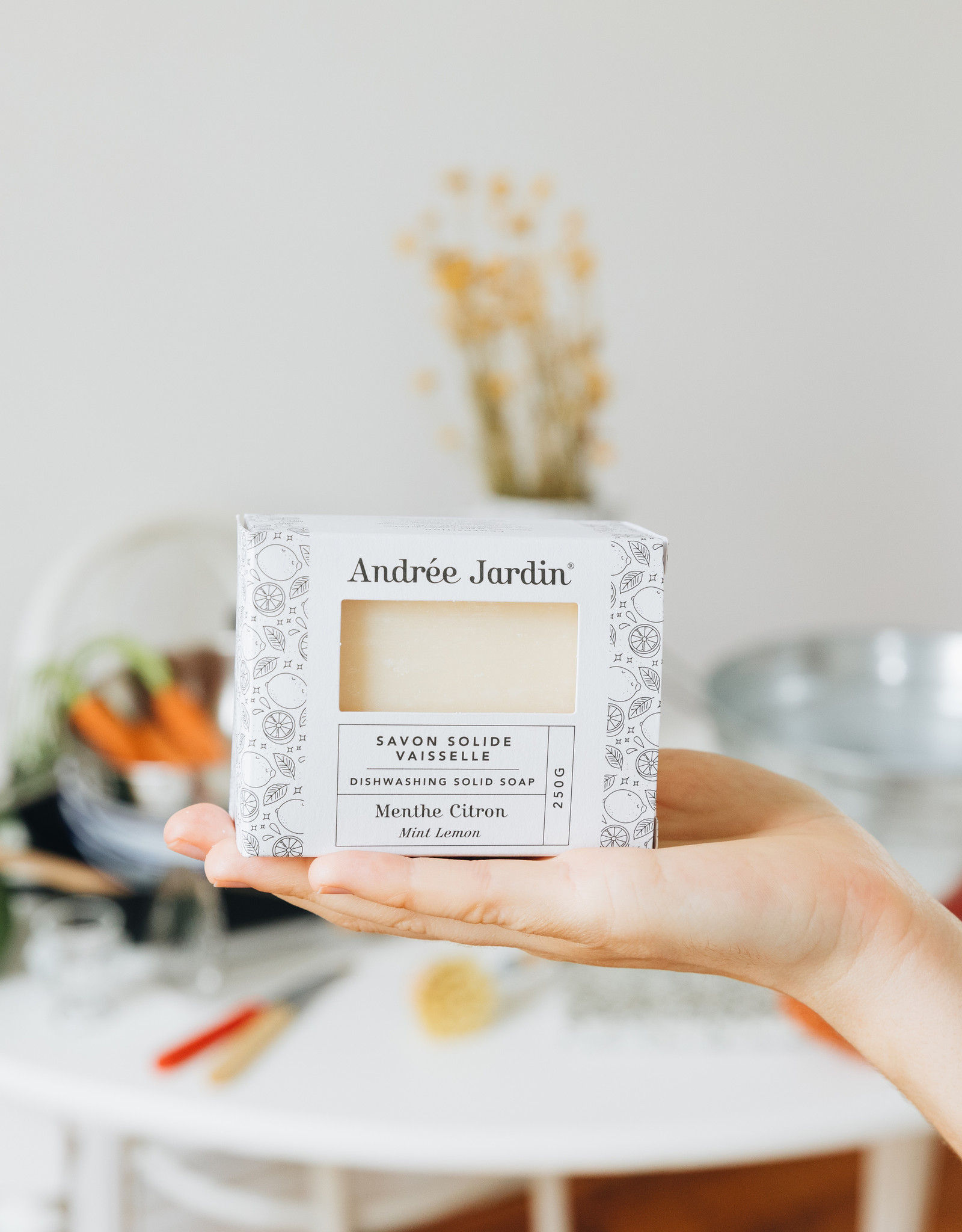 Andrée Jardin Blok afwaszeep