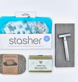 Zero waste shaving essentials