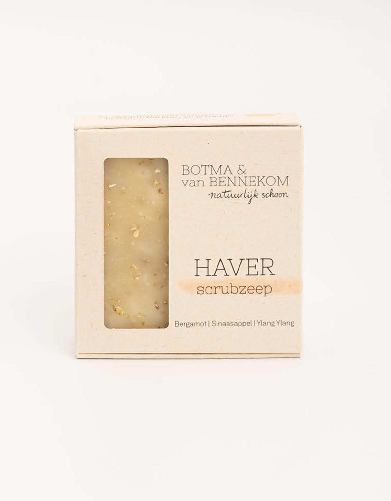 Oat soap