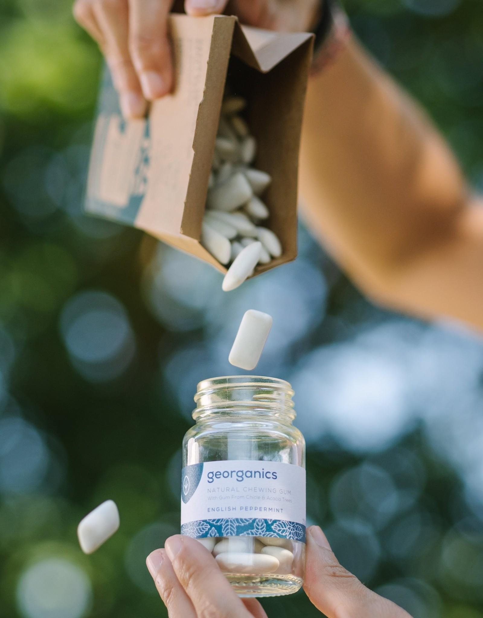 Natuurlijke kauwgom