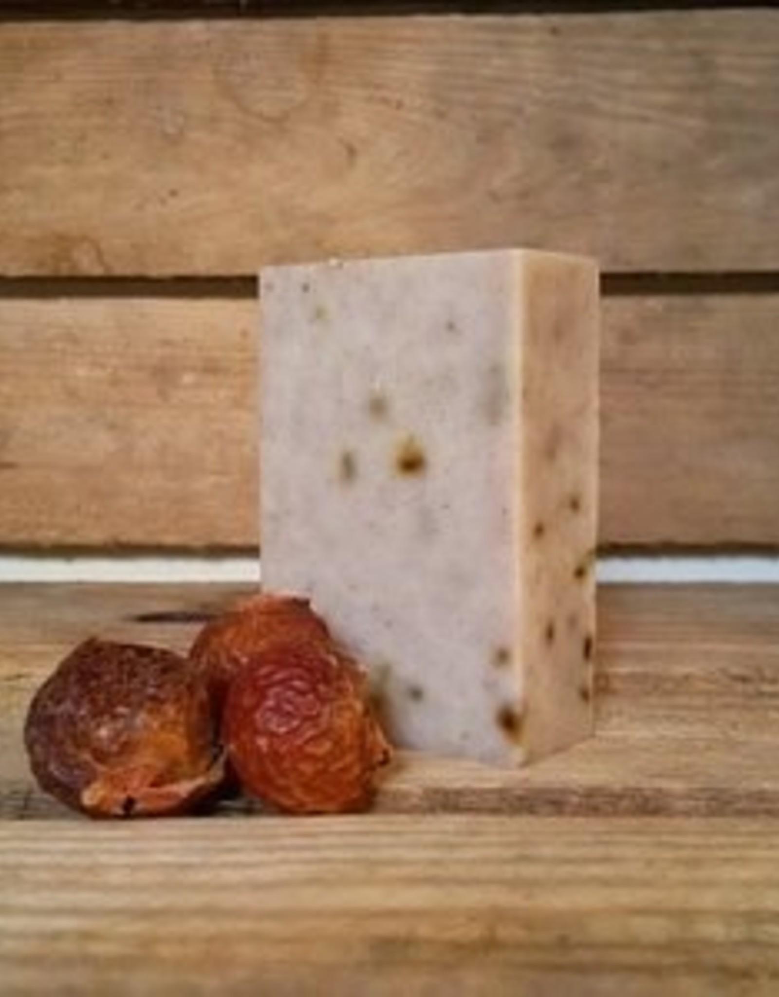 Living Naturally Soapnut shampoo bar