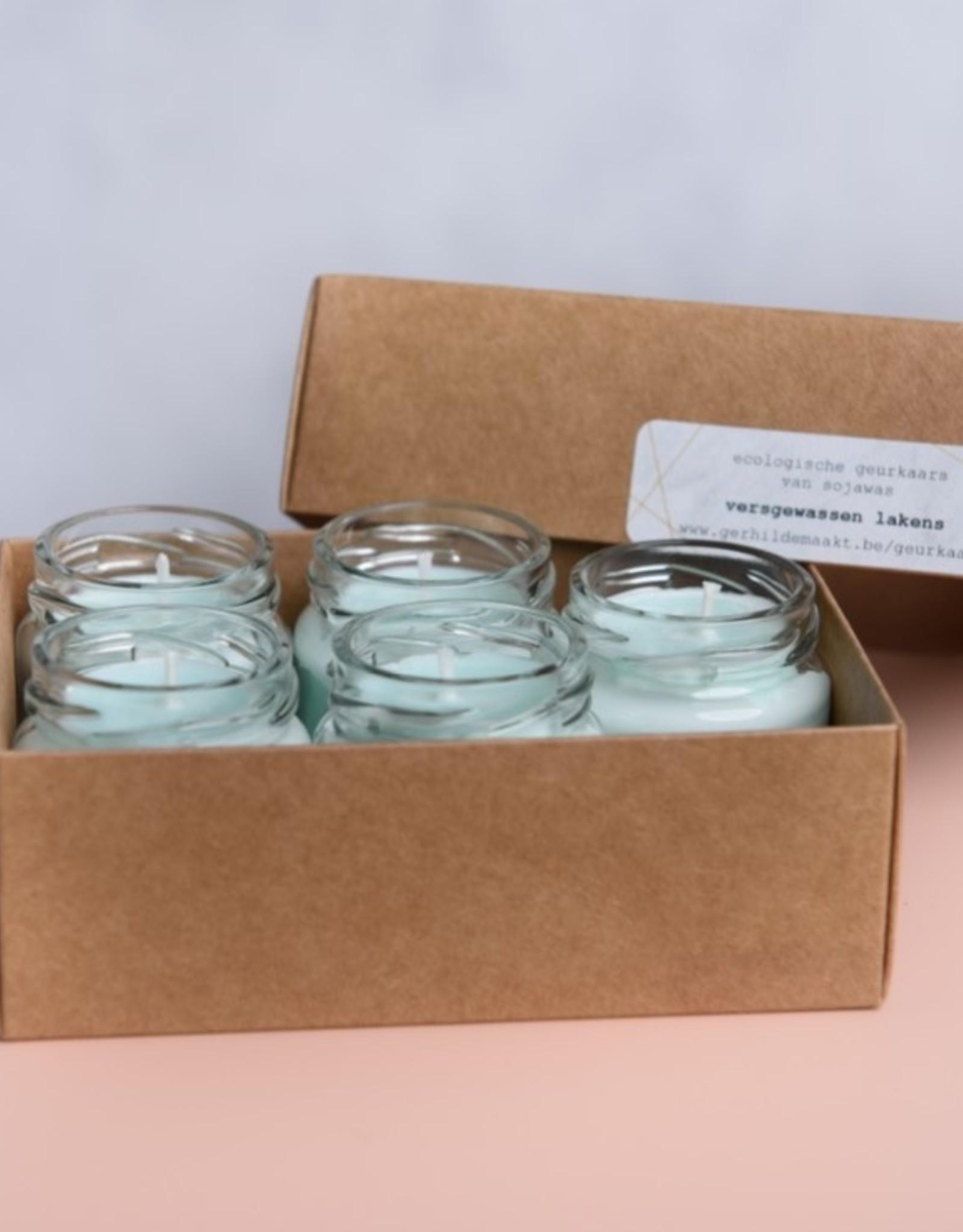 Gerhilde Candles sojawax