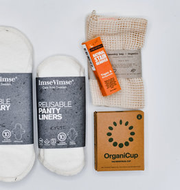 Zero waste menstruatiekit