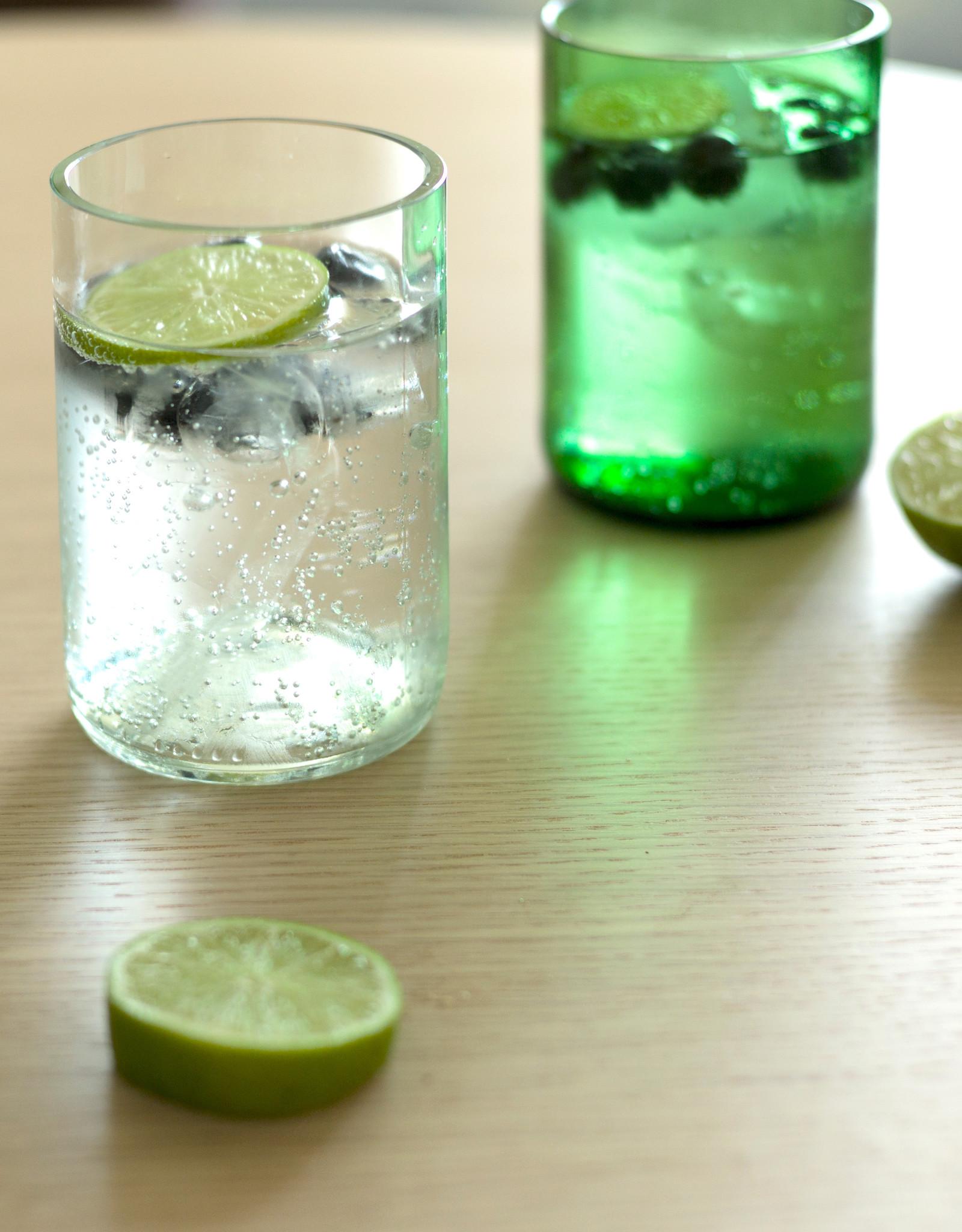 Rebottled Upcycle glas