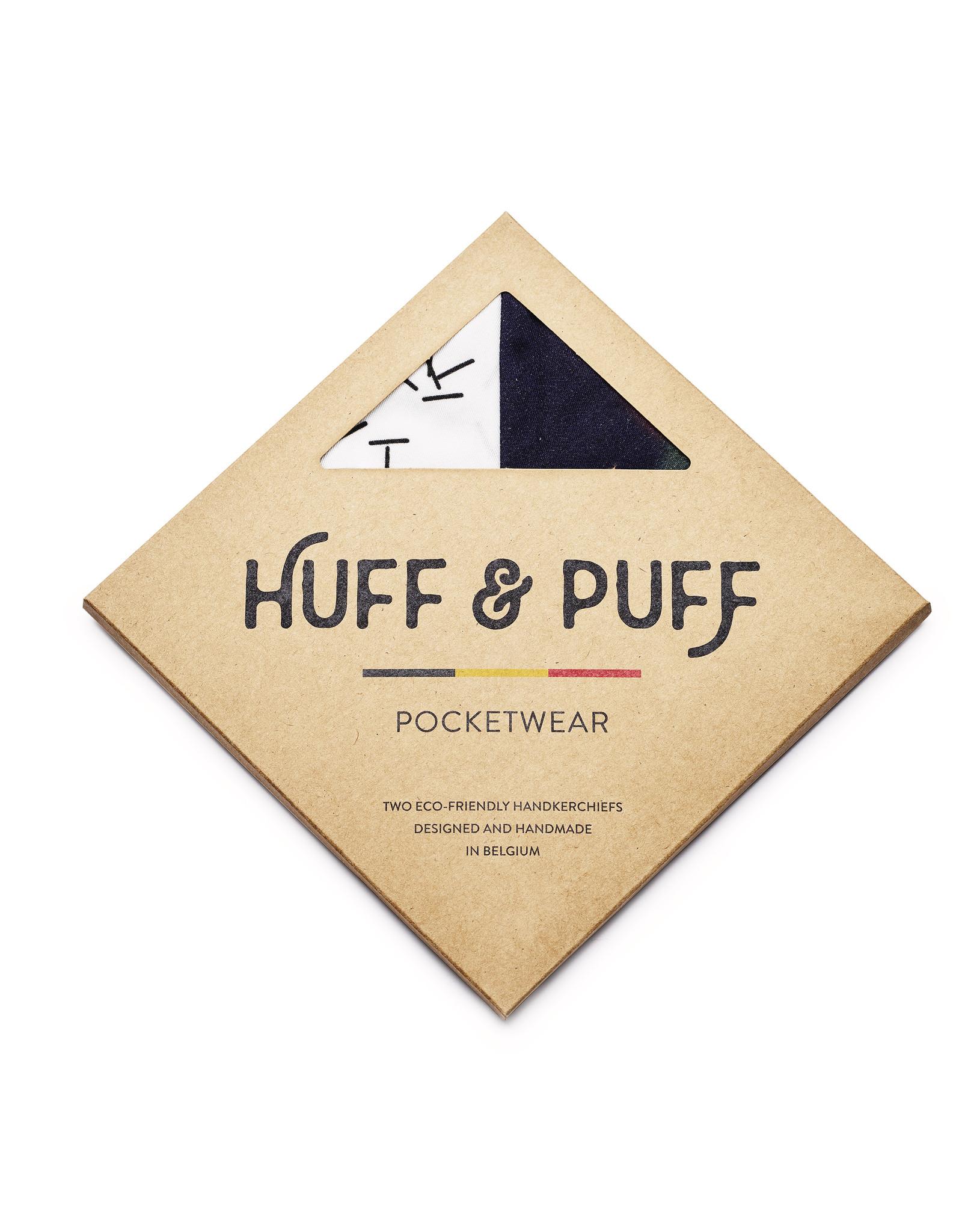 Huff&Puff Zakdoeken: the psycho