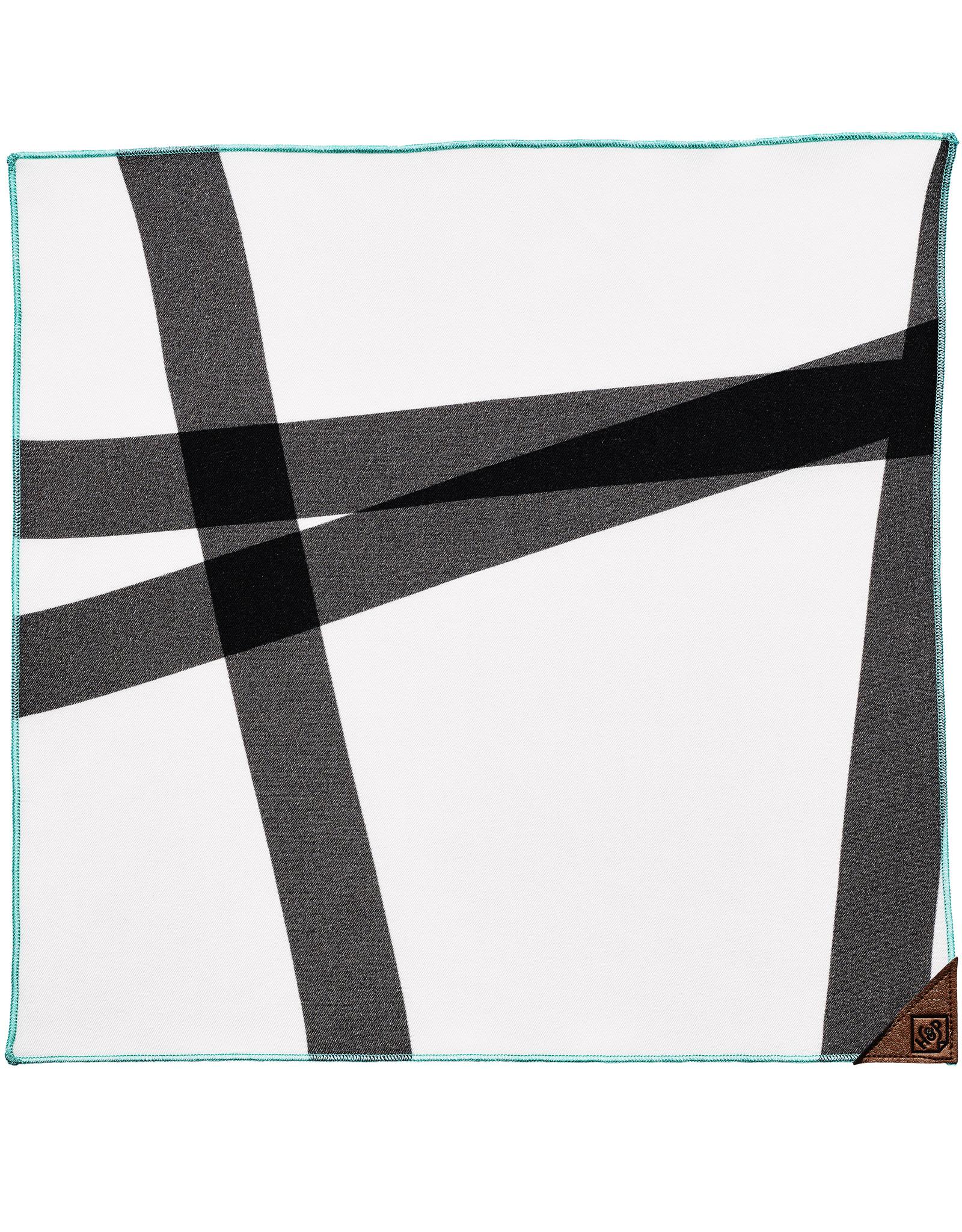 Huff&Puff Handkerchief: the painter