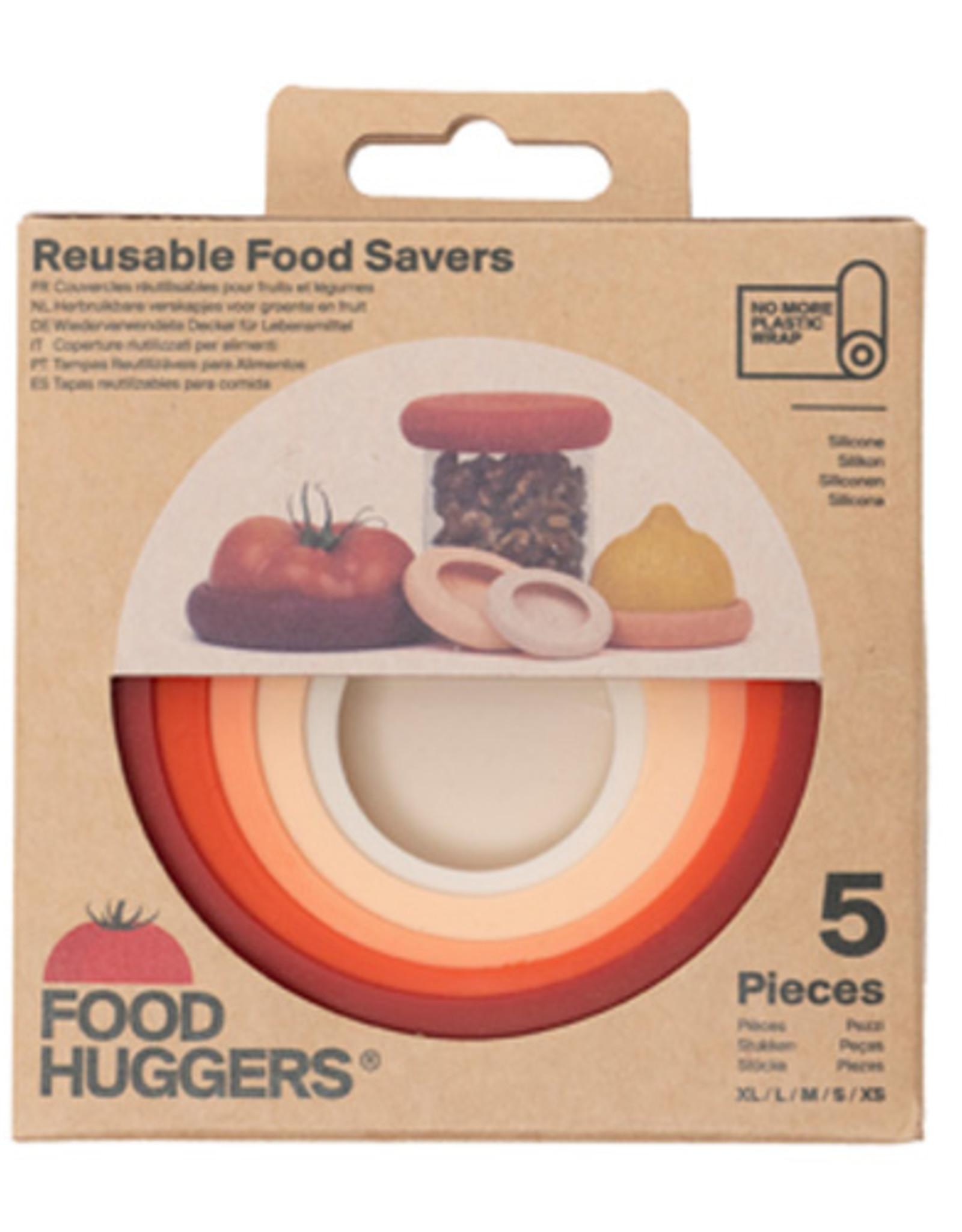 Food Huggers Food huggers 5 pc