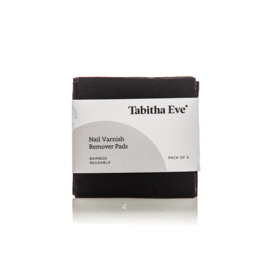 Tabitha Eve Nail polish remover pads